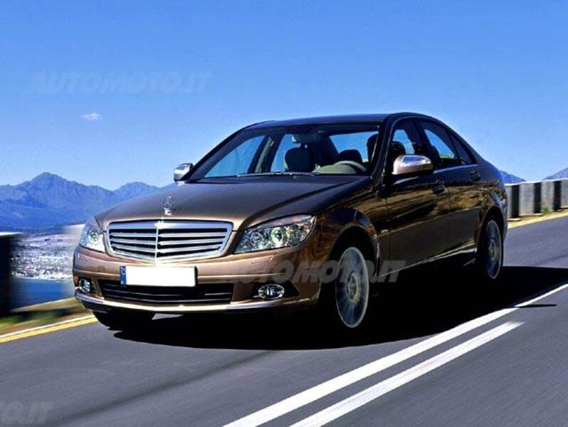 Mercedes-Benz Classe C 350 CDI BlueEFFICIENCY Elegance