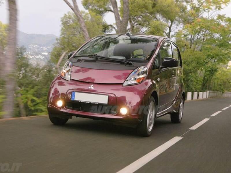 mitsubishi i-miev 5p. nuove, listino prezzi auto nuove - automoto.it