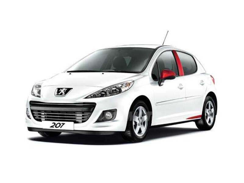 Peugeot 207 HDi 70CV 5p. Special Edition