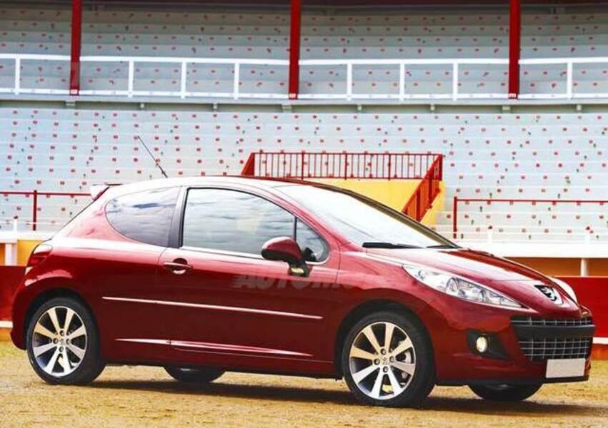 Peugeot 207 8V HDi 112CV 3p. Allure