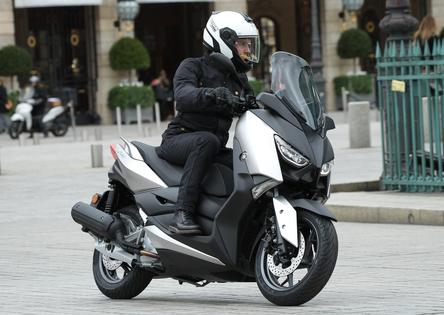 Yamaha X-MAX 125: la prova
