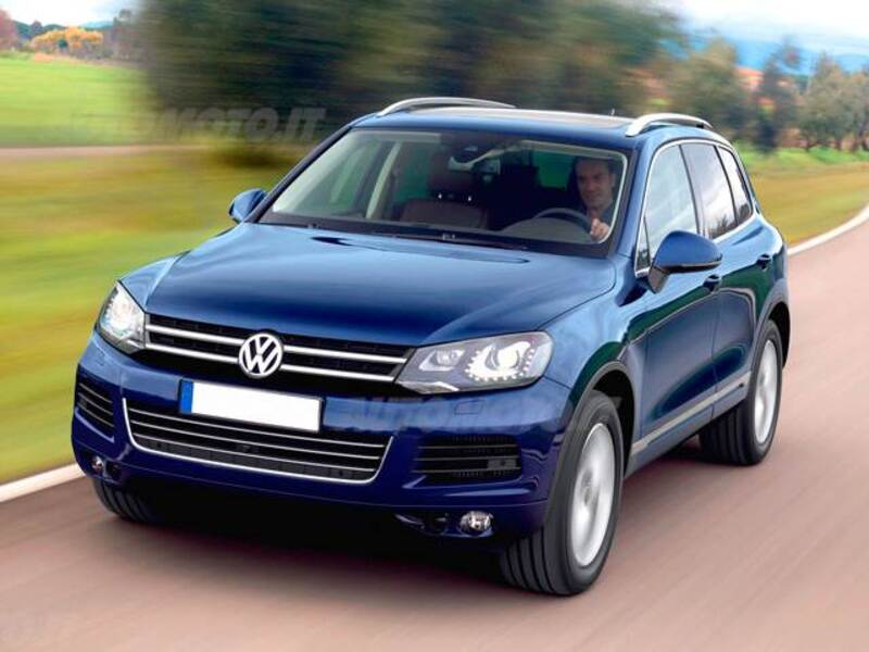 Volkswagen Touareg 4.2 V8 TDI tiptronic