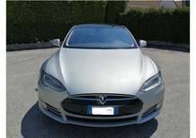 Tesla Model S Model S 85kWh Dual Motor del 2014 usata a Allai