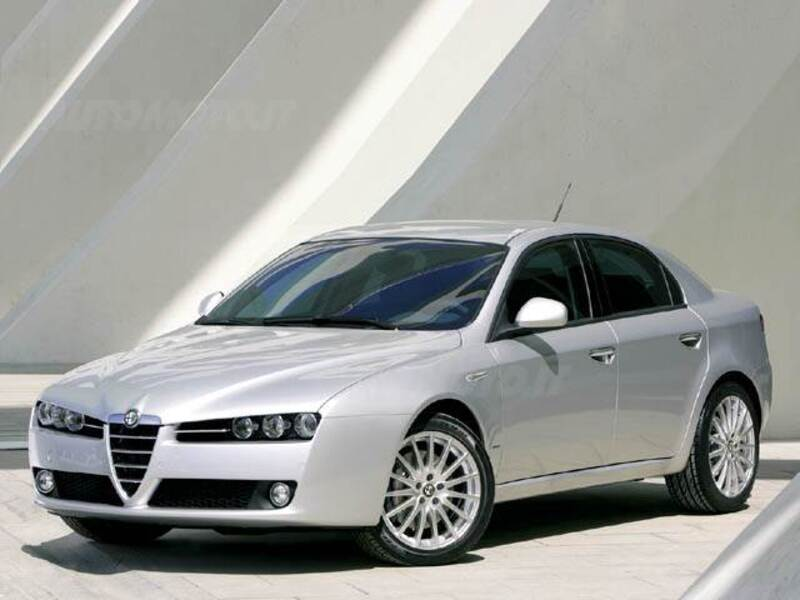 Alfa Romeo 159 3 2 Jts V6 24v Q4 Distinctive Q Tronic 10 2006 01