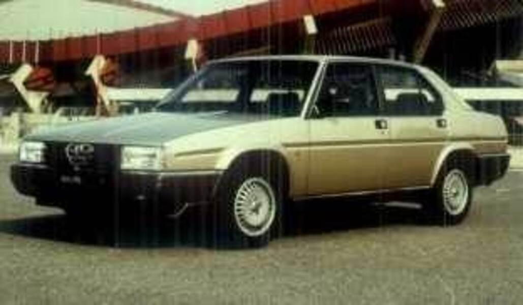Alfa Romeo Alfa 90 2.4 turbodiesel Super