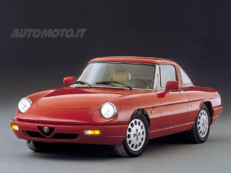Alfa Romeo Spider 2.0i