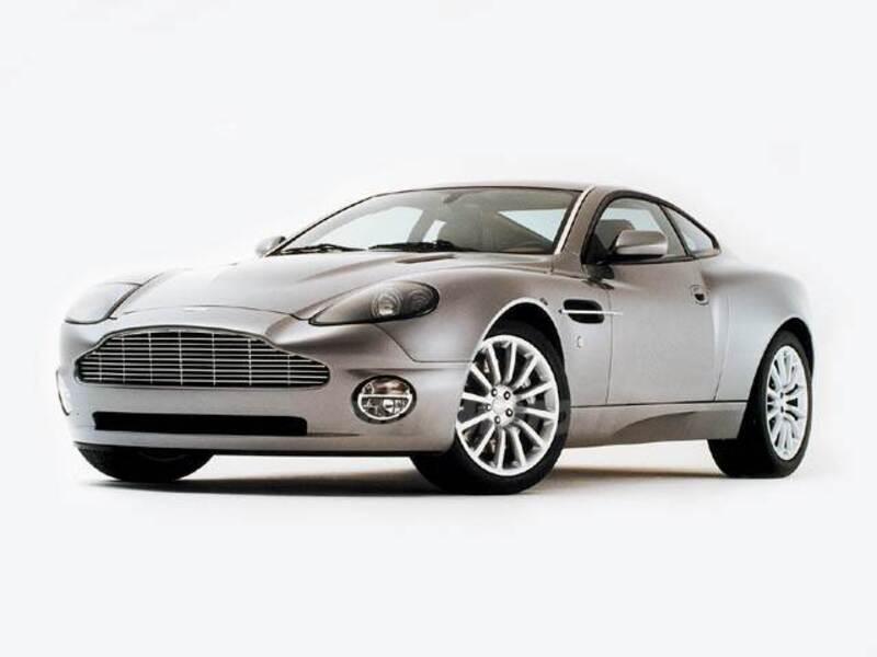 Aston Martin V12 Coupé Vanquish Coupé