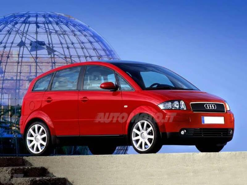 Audi A2 1.6 16V FSI Comfort
