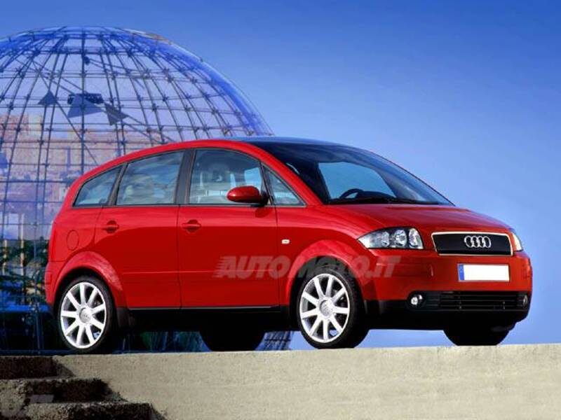 Audi A2 1.6 16V FSI Top