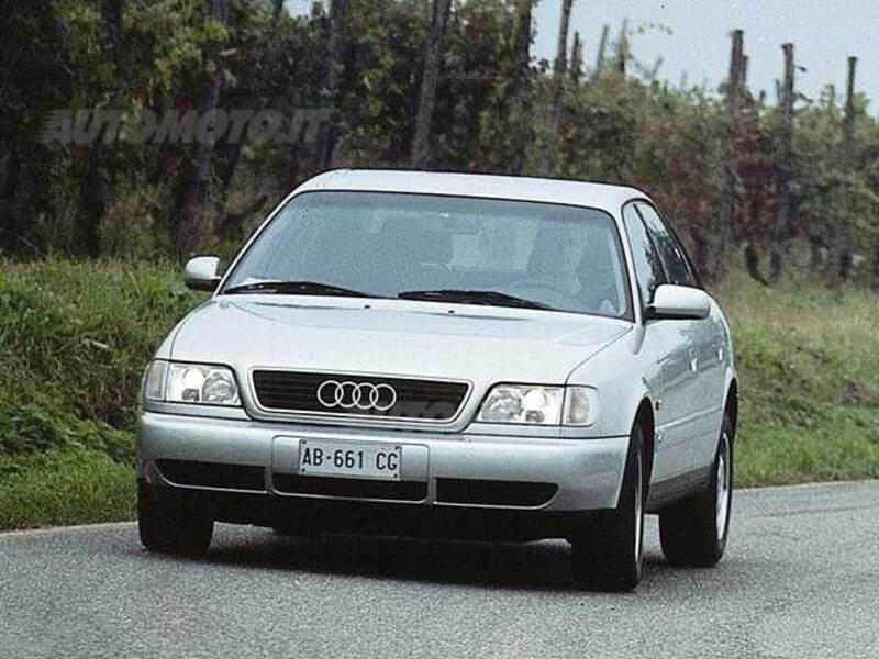 Audi A6 2.0 16V cat