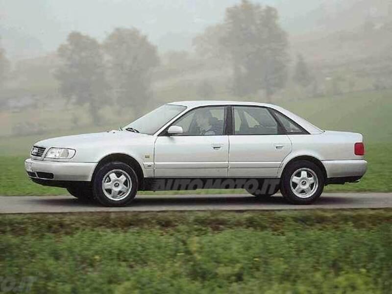 Audi A6 2.5 TDI/140 CV cat