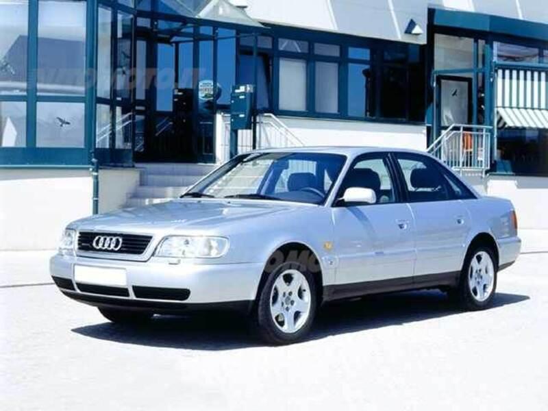 Audi A6 2.8i V6 30V cat quattro