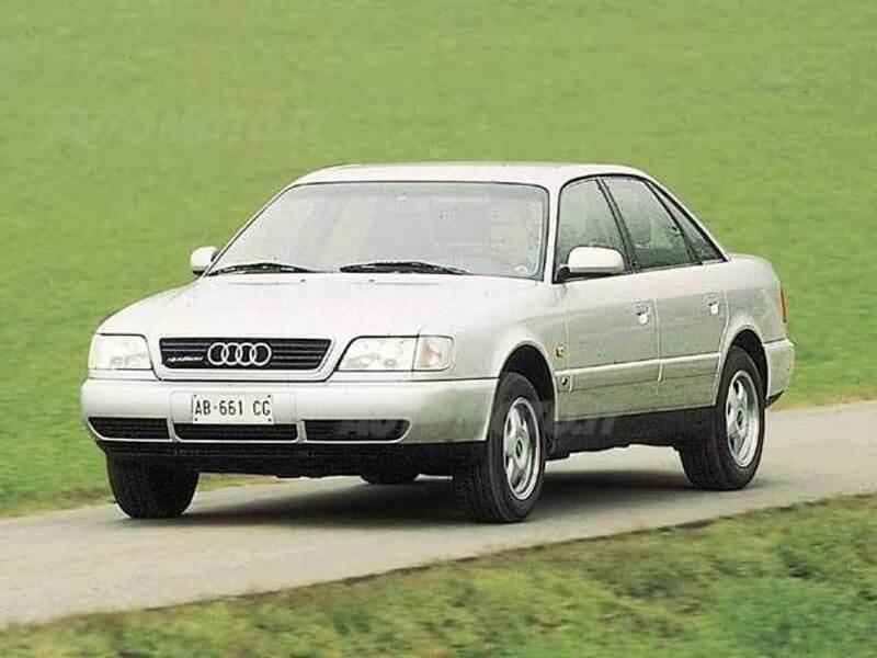 Audi A6 2.8 V6 cat quattro