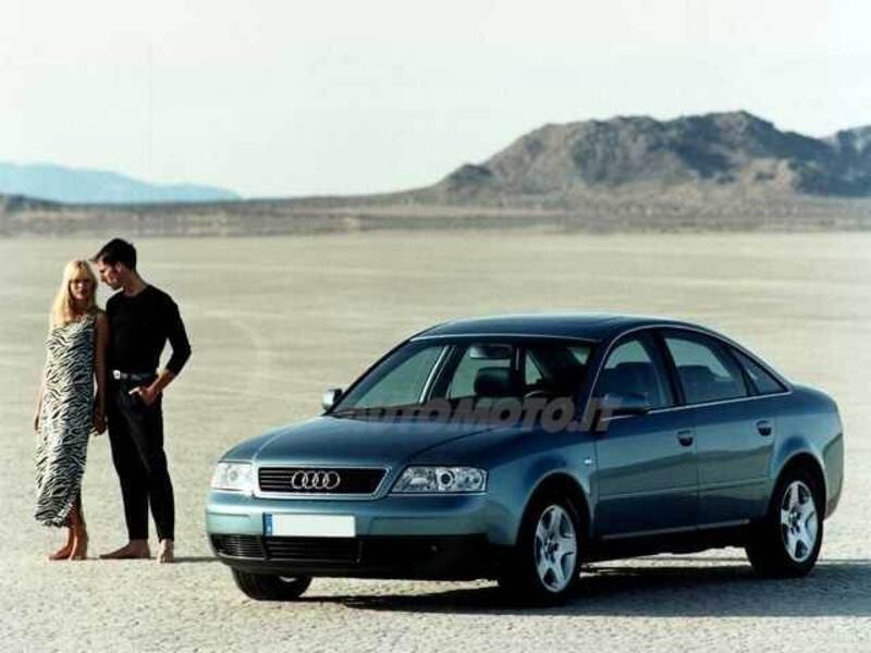 Audi A6 1.8 T 20V cat quattro Advance
