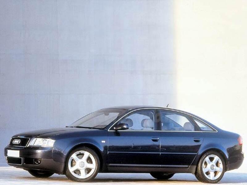 Audi A6 1.8 turbo cat