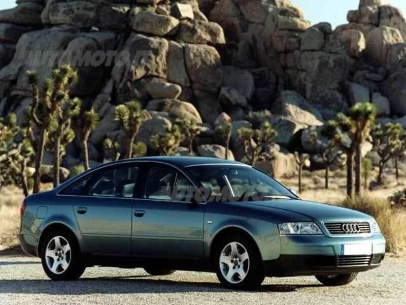 Audi A6 2.4 V6 cat quattro Ambition