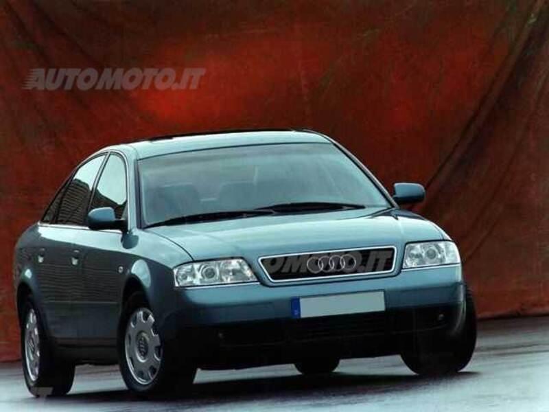 Audi A6 2.5 V6 TDI cat Ambition