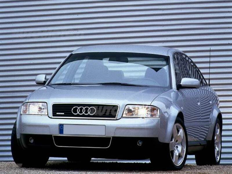 Audi A6 2.7 V6 turbo cat quattro Ambiente