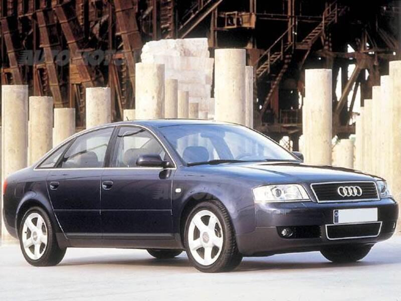 Audi A6 3.0 V6 cat