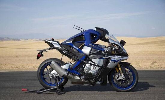 Yamaha Motobot 1