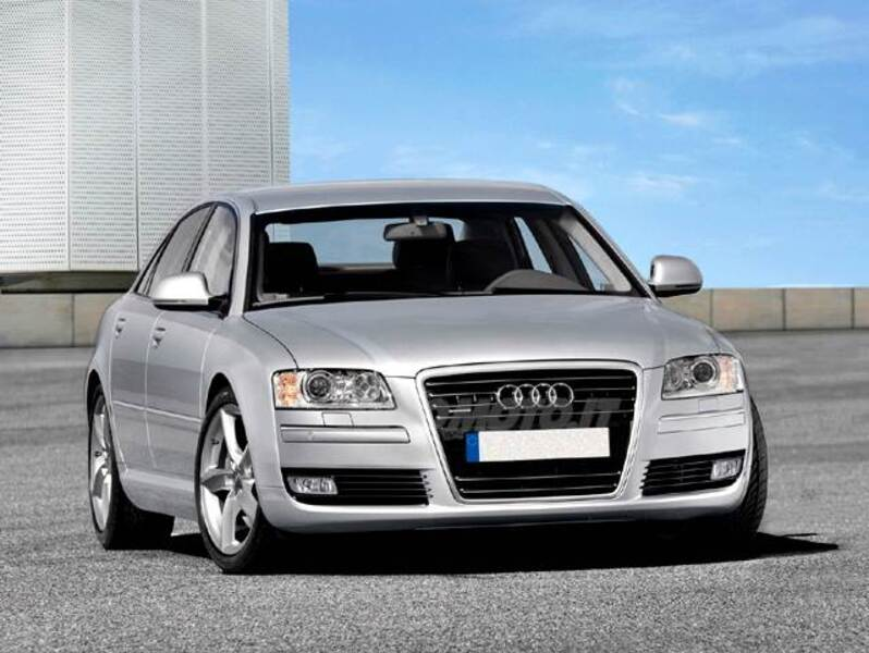 Audi A8 3.0 V6 TDI F.AP. quattro tiptronic