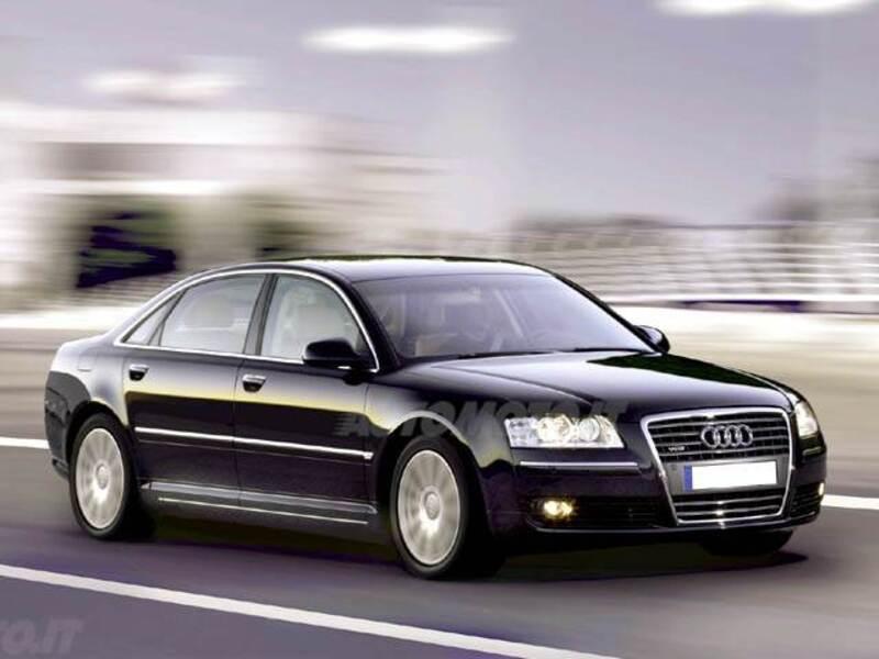 Audi A8 L 4.2 V8 TDI F.AP. quattro tiptronic