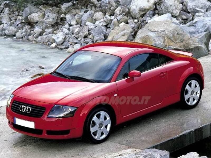 Audi TT Coupé 1.8 T 20V 150 CV cat
