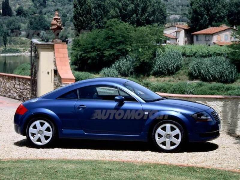 Audi TT Coupé 1.8 T 20V 179 CV cat