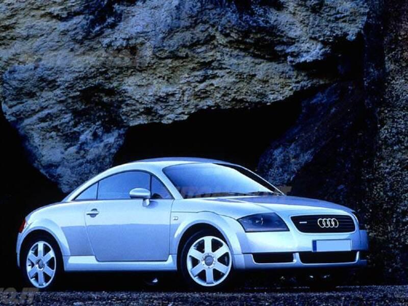 Audi TT Coupé 1.8 T 20V 179 CV cat quattro