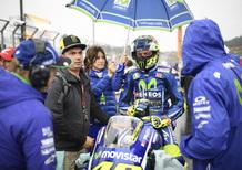 """MotoGP 2017. Rossi: """"C'è qualcosa che ci sfugge"""""""