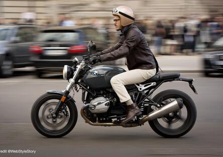 """Renato Montagner, Dainese Settantadue: """"Motociclisti, non centauri"""""""