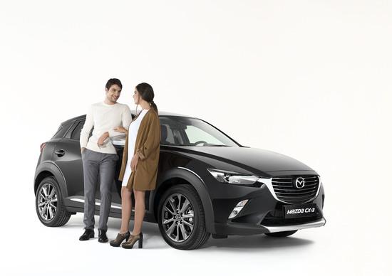 Mazda CX-3 Limited Edition Pollini: cura nei dettagli