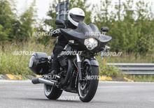 Foto Spia: Moto Guzzi California Bagger