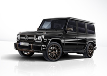 Mercedes Classe G 65 AMG Final Edition, atto finale