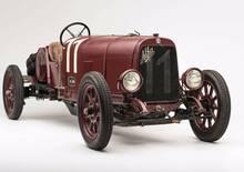 Alfa Romeo G1, la prima del Biscione all'asta