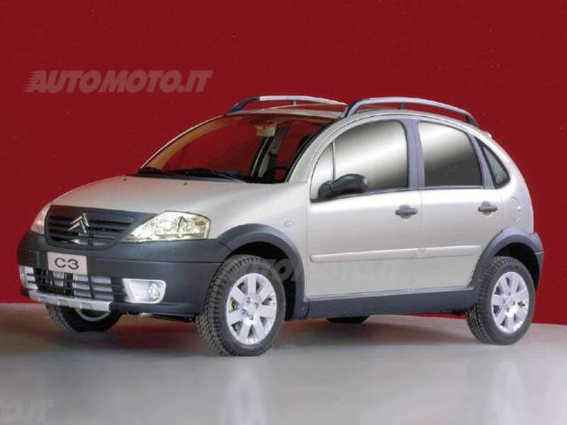 Citroen C3 1 4 Hdi Xtr City Suv  03  2004  2005