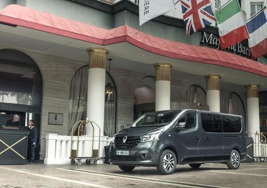 Nuovo Renault Trafic SpaceClass, Viaggiare in business