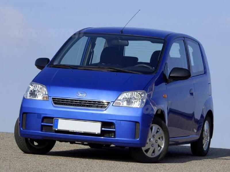 Daihatsu Cuore 1.0 12V 3 porte SX