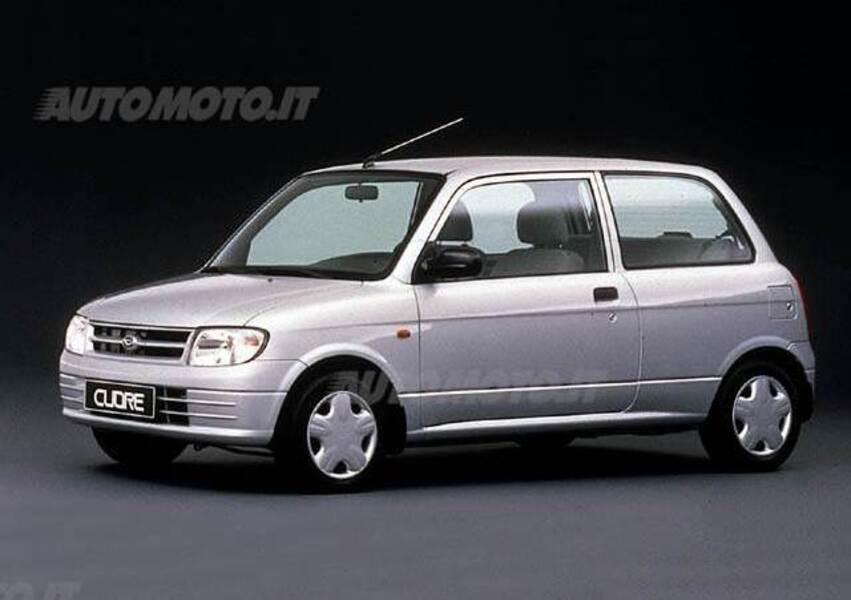 Daihatsu Cuore 1 0i 12v Cat 3 Porte Cx  12  1998  2002