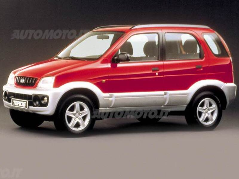 Daihatsu Terios 1.3i 16V cat 4WD DB