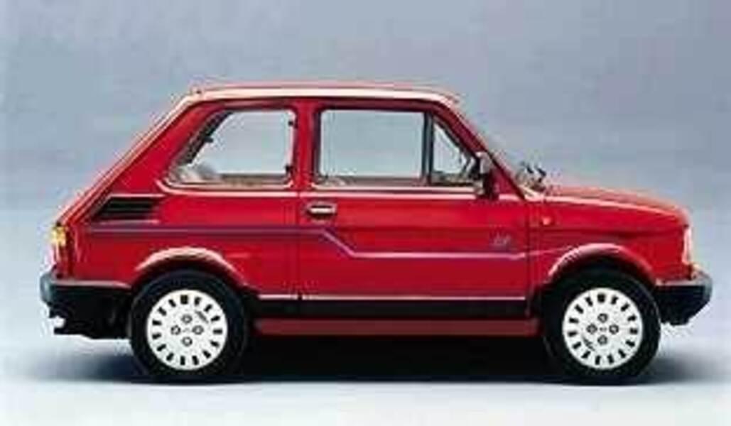 Fiat 126 700 UP