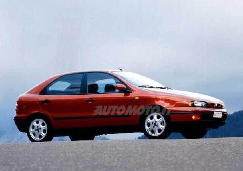 Fiat Brava 1.6i 16V cat aut. EL