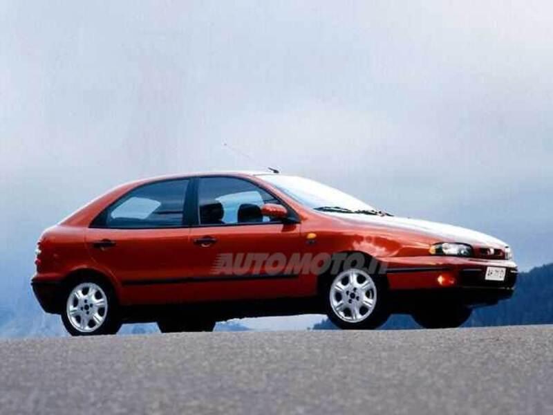 Fiat Brava 1.9 turbodiesel cat 75 SX