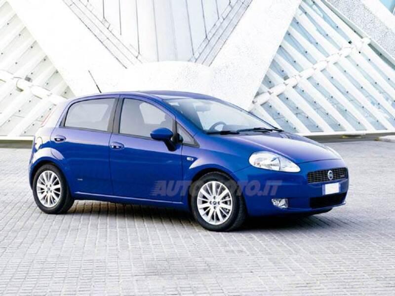 Fiat Grande Punto 1.3 MJT 90 CV 5 porte Fun