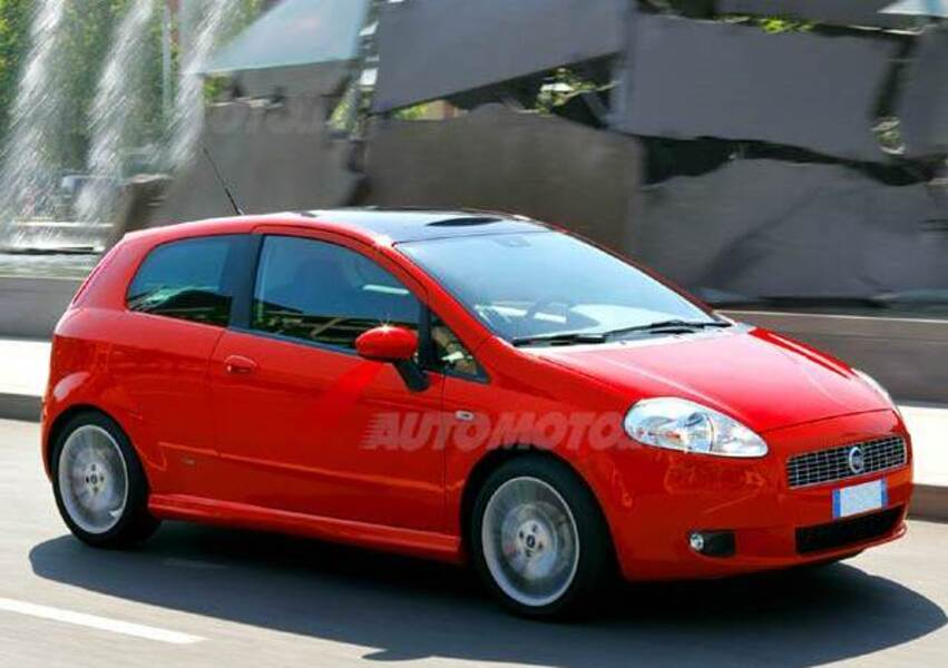Fiat Grande Punto 1.4 T-Jet 16V 3 porte Fun