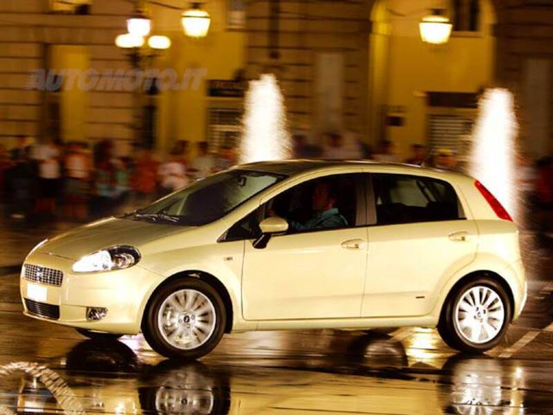 Fiat Grande Punto 1.6 MJT DPF 5 porte Emotion