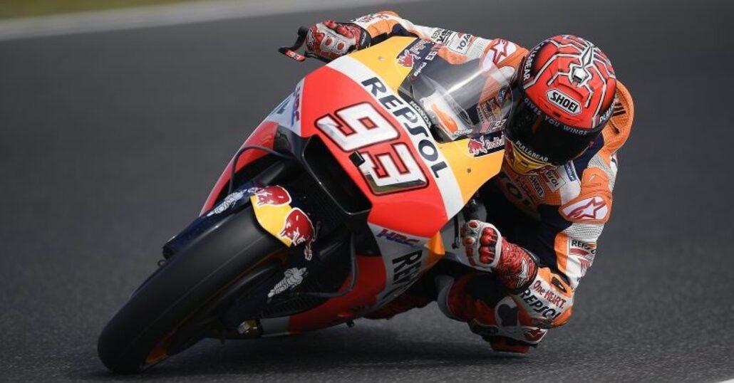 MotoGP. Marquez vince il GP d'Australia 2017