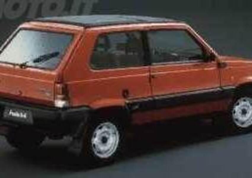 Fiat Panda 1000 4x4 Europa