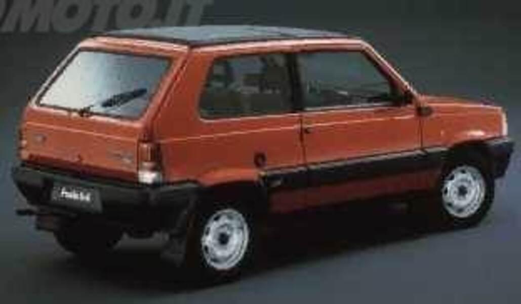 Fiat Panda 1000 4x4 Sisley 2