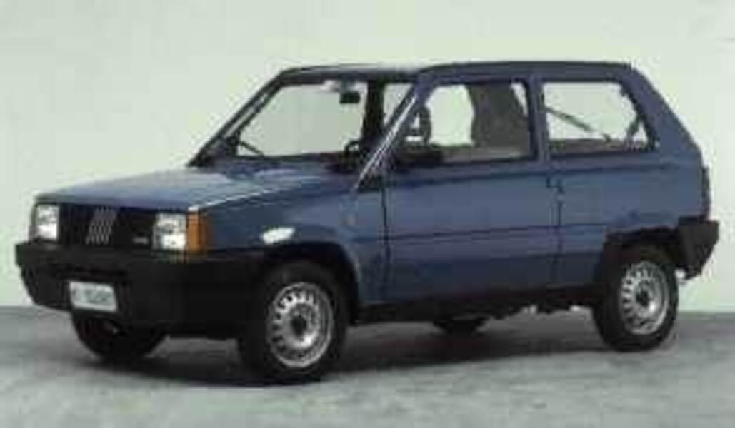 Fiat Panda 1000 i.e. cat CL